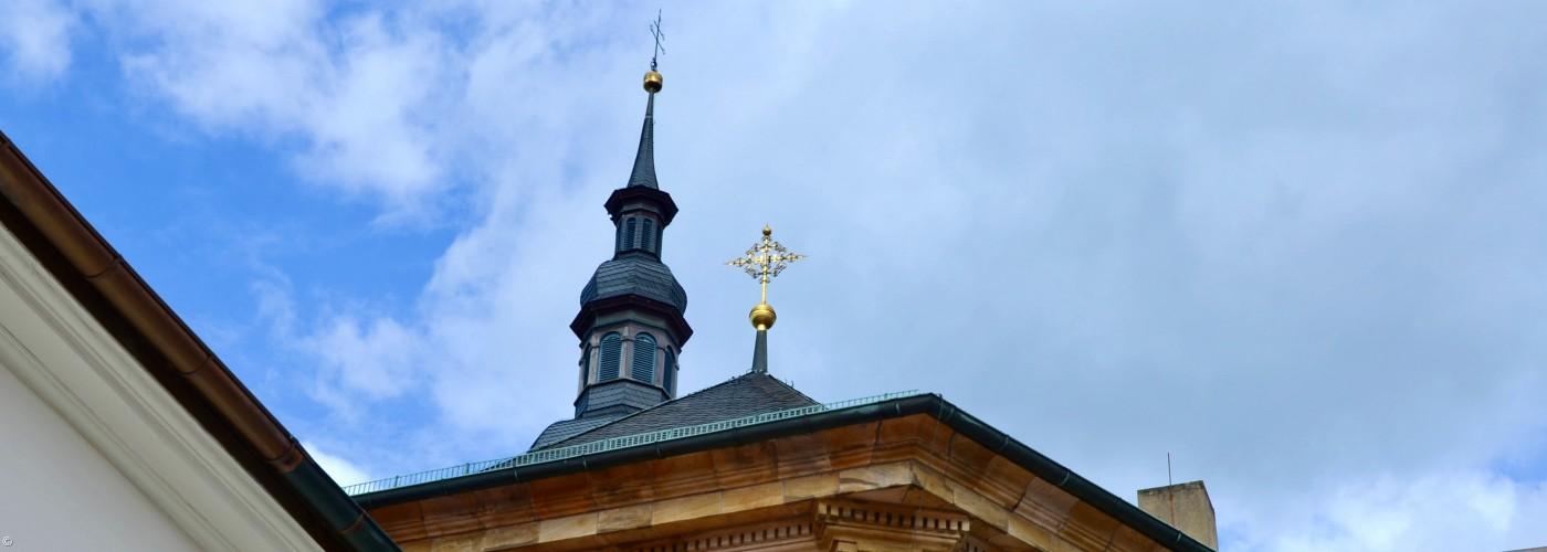 Stephanskirche und Gemeindehaus