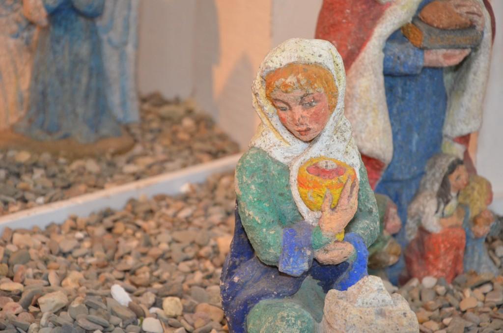 Die heilige Barbara: eine Märtyrerin der Alten Kirche, deren Gedenktag am Beginn der Adventszeit liegt